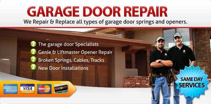 garage door repair Oakland park FL